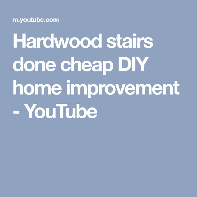 Best 25 Hardwood Stairs Ideas On Pinterest Hardwood To