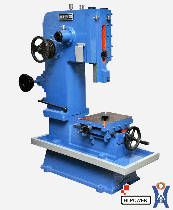 Hi-Power Slotting Machine Adjustment Stroke 10-150mm-Hi-150