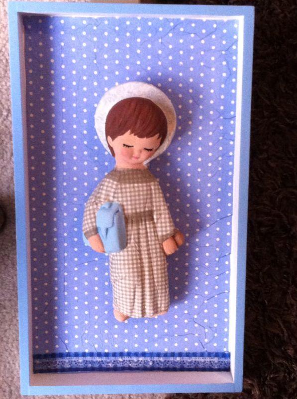 niñito jesus o pastorcito, para niño para baby shower bautizo, se hacen a pedido segun el color requerido