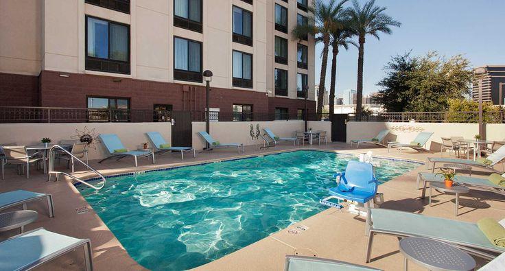 SpringHill Suites Phoenix Downtown | AZ 85006