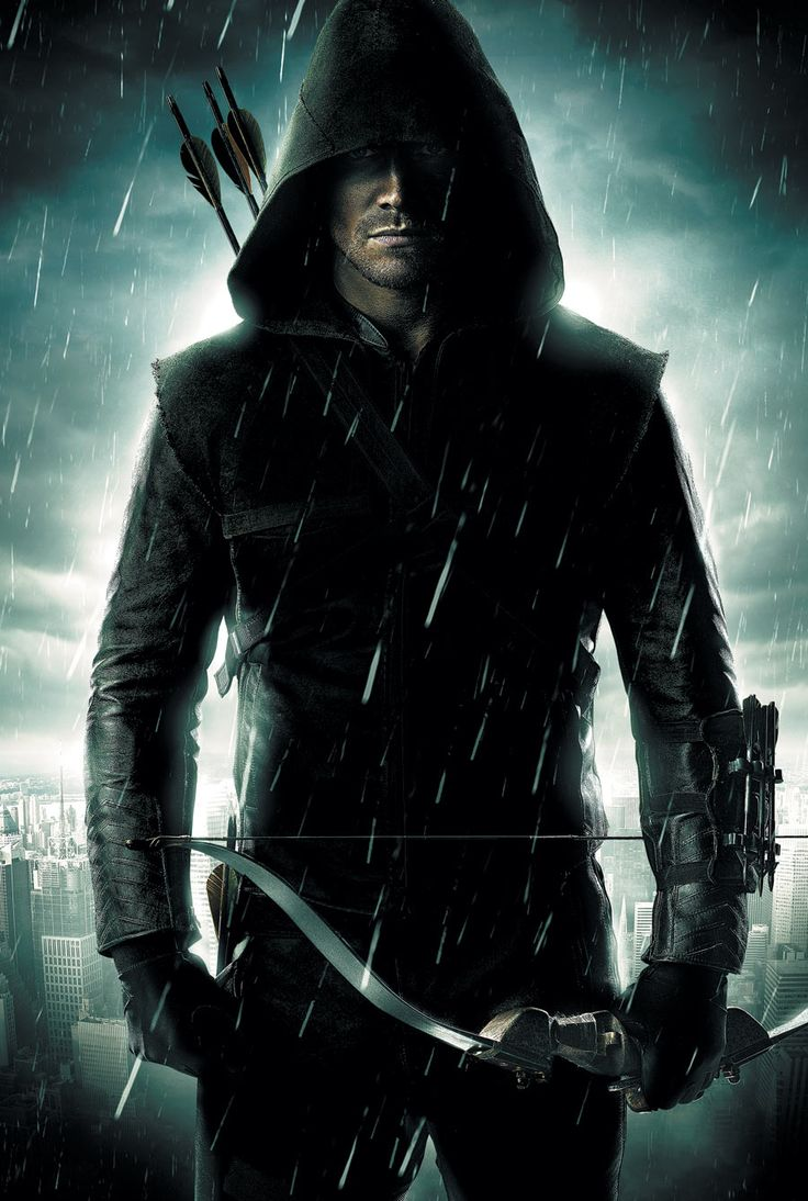 arrow série    Arrow (Série)   Garbyou Newz