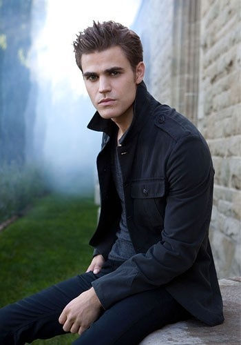paul wesley. ok, he doesn't make music so i cheated but he is damn beautiful