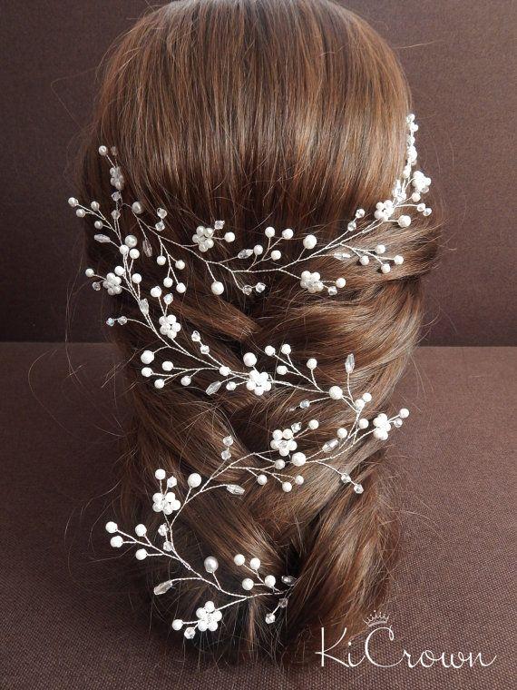 He encontrado este interesante anuncio de Etsy en https://www.etsy.com/es/listing/486505073/vid-vid-largo-novia-nupcial-pelo-perla