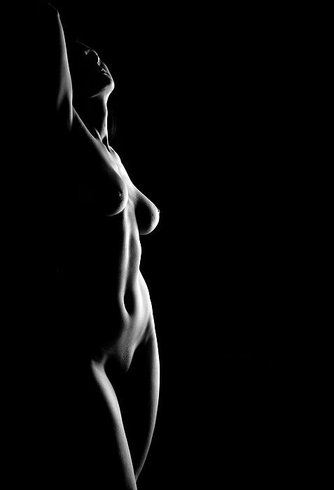 Image result for one light low key classy nude