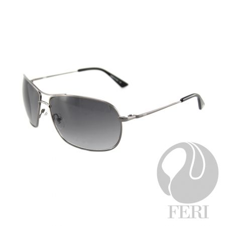 FERI London - Silver Shield - FERI frames are manufactured in Italy - Lenses are UV 400 and provide protection against harmful UV rays - Mazzucchelli acetate is used - Mazzucchelli is the world leader in acetate production - Acetate is a hypo allergenic plastic - Acetate is used for its shine, color depth and durability  Invest with confidence in FERI Designer Lines.