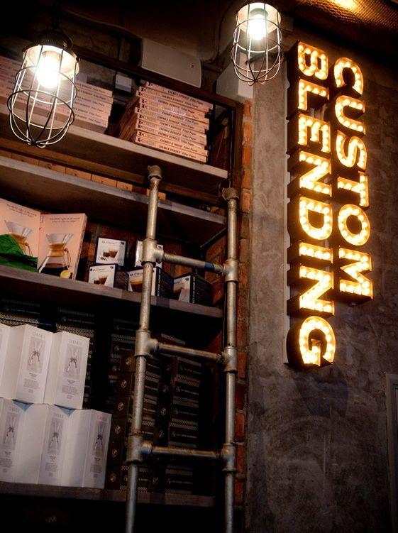 light fixturehong kong coffee design shops lights fixtures