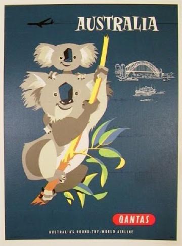 Australia - Qantas