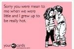 Middle Schools, Hahahahaha, Funny, 12 Ecards, Bam Baby, Bahahaha, Has Been, Cool Stuff, True Stories