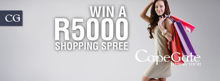 ENTER YOUR DETAILS AND YOU COULD WIN A R5000 SHOPPING SPREE! #Yourfashion