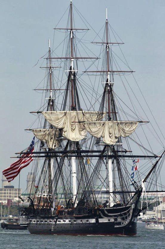 Americanos famosos Tall Ships