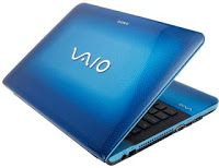 "Harga Laptop Sony Vaio Termurah, Oktober 2013 Notebook / Laptop SONY Vaio SVF14212SGW - White Intel Core i3-3217U, 2GB DDR3, 500GB HDD, DVD±RW, GbE NIC, WiFi, Bluetooth, VGA Intel HD Graphics 4000, Camera, 14"" WXGA, Win8 SL 64 bit Rp 5,699,000 Notebook / Laptop SONY Vaio SVF14216SGB - Black Intel Core i3-3227U, 2GB (1x 2GB) DDR3, 500GB HDD, DVD±RW, GbE NIC, WiFi, Bluetooth, VGA Intel HD Graphics 4000, Camera, 14"" WXGA, Touchscreen, Win8 SL 64 bit Rp 7,139,000"