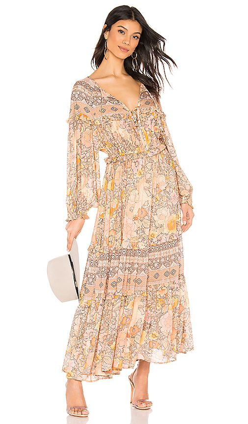 a074dabd3cb Spell & The Gypsy Collective Amethyst Gown in Blush | REVOLVE ...