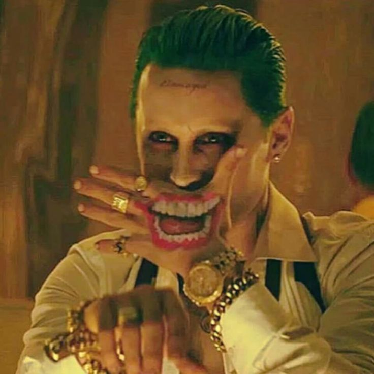 Joker tatto, smile :D