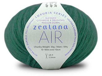 Zealana AIR Chunky L09 Emerald