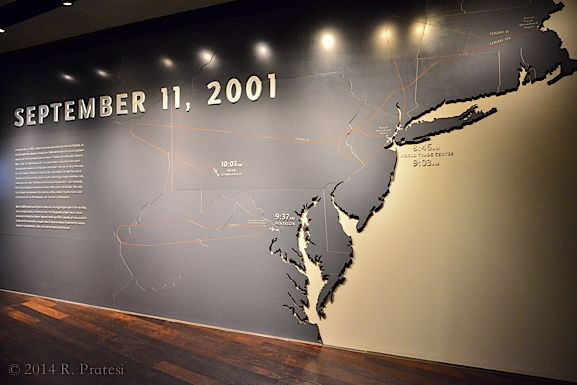 911 museum map - Google Search