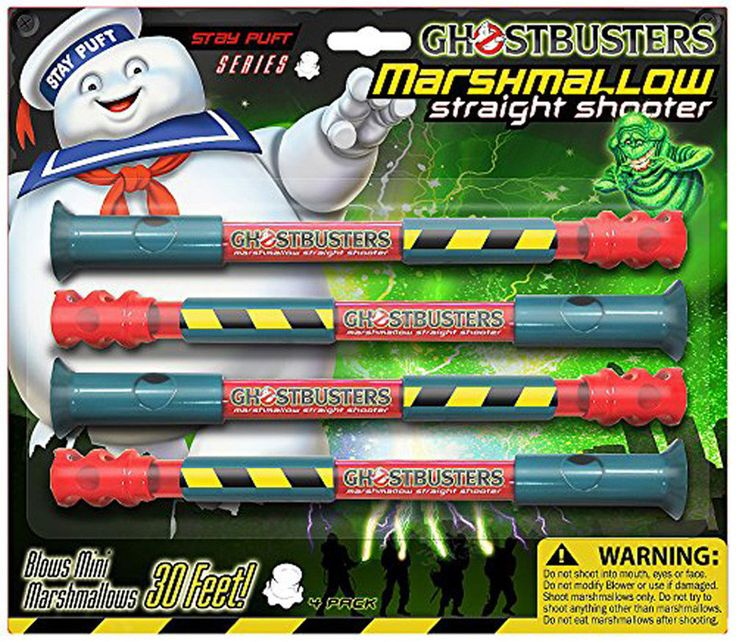 Marshmallow Fun GB Straight Shooter 4 Pack 2227 Shooter
