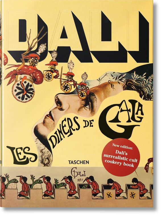 Salvador Dalí cookbook will make your supper surreal     - CNET  Enlarge Image  Make a dinner worthy of an artists daydream with this reissue of Salvador Dalí'scookbook Les Diners De Gala.                                               Taschen                                           When was the last time you chowed down on veal cutlets stuffed with snails or impressed your dinner guests with a bush of crayfish in Viking herbs?   With a little help from the late surrealist artist Salvador…