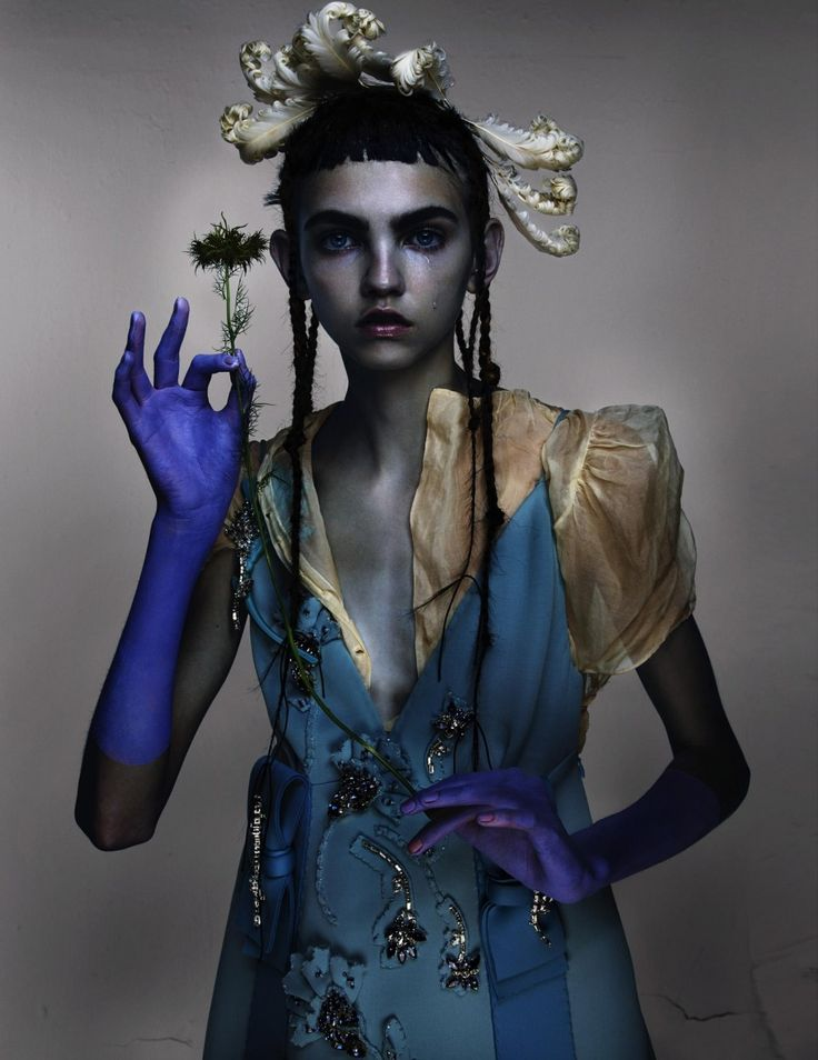 amor: molly bair by nick knight for v #97 fall 2015 | visual optimism; fashion editorials, shows, campaigns & more!