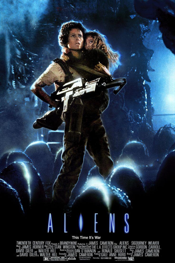 503 – Aliens – O Resgate (1986) | 101 horror movies