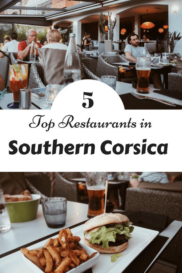 The 5 Best Restaurants In Porto Vecchio Corsica Europe Travel Tips