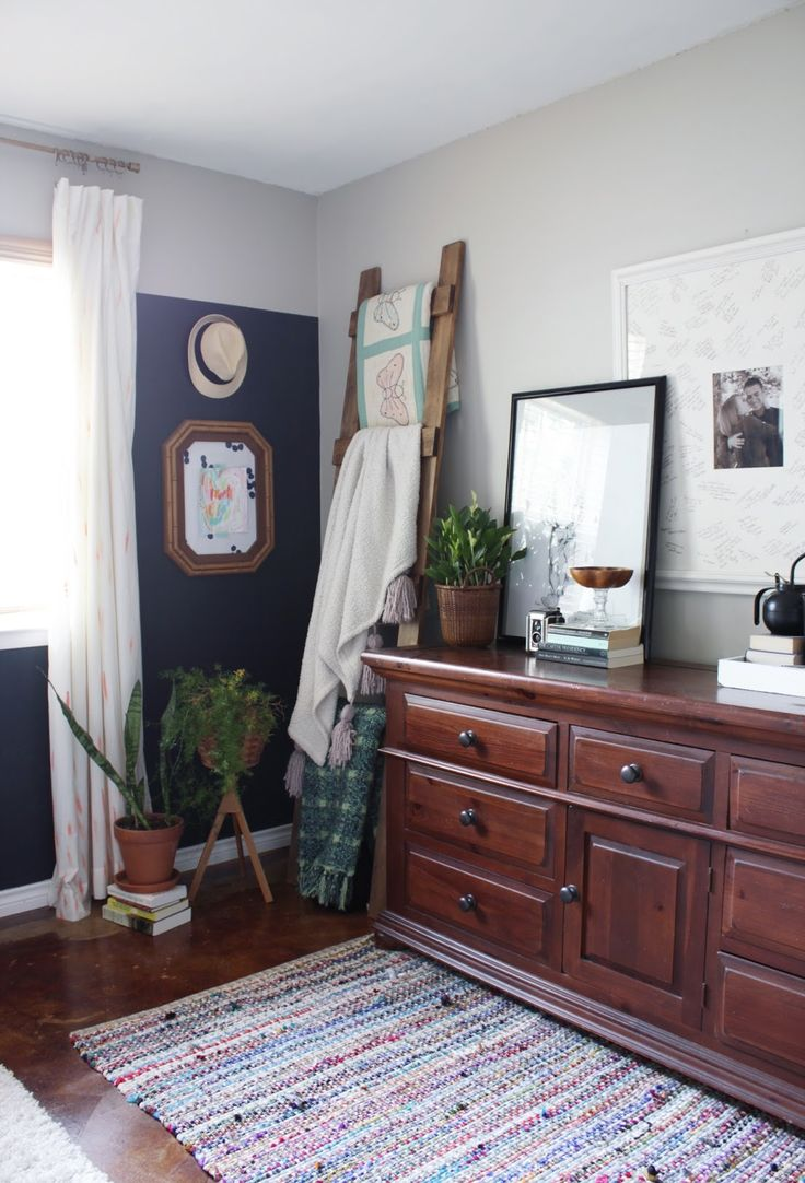 Diy copper curtain rods that wont break the bank diy how to window - Diy West Elm Mid Century Curtain Rod Knock Off