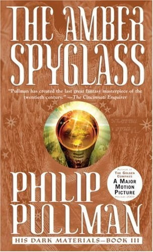 The last book in The Golden Compass series.