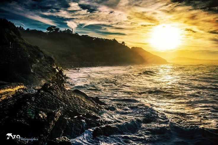 Guethary - Biarritz - Sud Ouest - Enzo Fotographia - Enzo Photographie