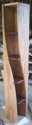 Not sure where I'd put shelves like this, but I like the idea