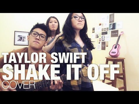 This is it! Taylor Swift - Shake It Off Cover, by Ivan Gojaya, Agustin Oendari, and Cindy Thefannie. Grab this cover on iTunes soon. SHAKE IT OFF! SHAKE IT OFF!  Cheers, @ivaniponk @oendari @cindythefannie
