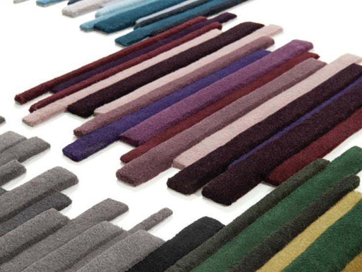 Tappeto in lana PARQUET - Stepevi