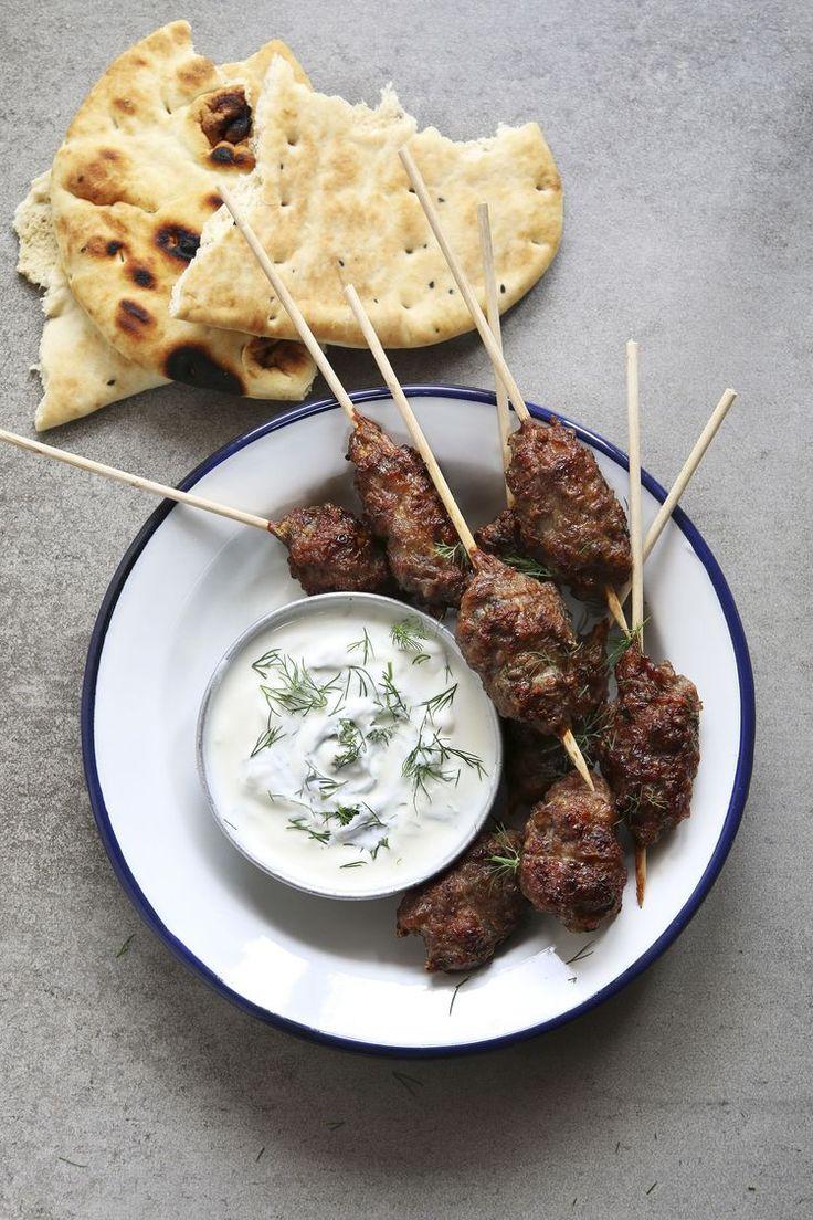 Turkey's Favorite Kebab: Ali Nazi' Kebab (Alinazik Kebab) Recipe