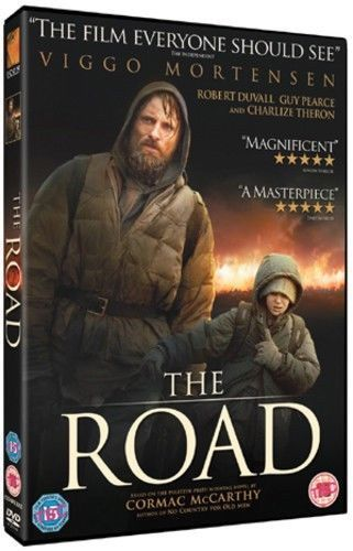 The Road DVD (2010) Viggo Mortensen - DVD Free Post