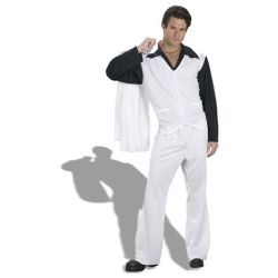 Saturday Night Fever Costume Adult Deals on