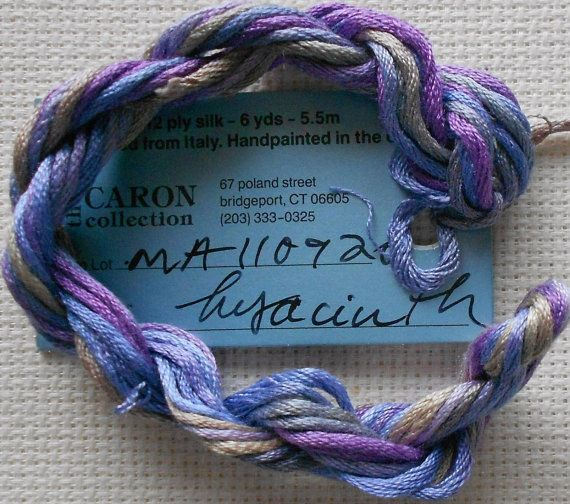 Beautiful Waterlilies The Caron Collection by ThePamperedStitcher, $5.25
