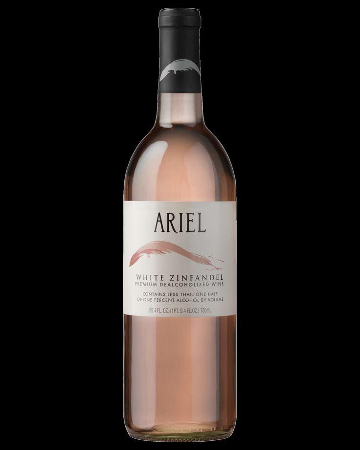 Ariel White Zinfandel - Alcohol Removed