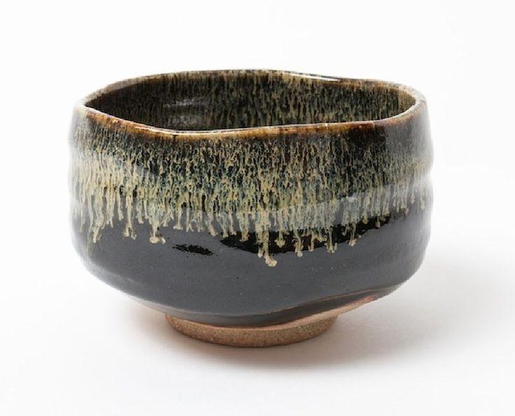 Matcha Schale Matchawan Keramik Japan Teeschale Chawan Schüssel Teetasse bowl