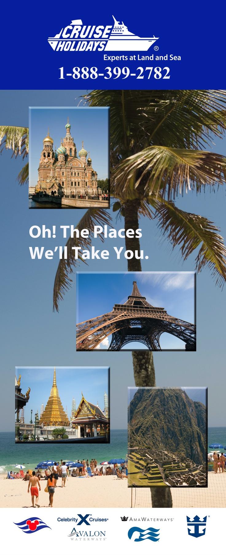 #cruise Holidays #Royal Caribbean, #Celebrity Cruise, #Disney Cruises, #AmaWaterways River Cruises, #Avalon, #Princess Cruises
