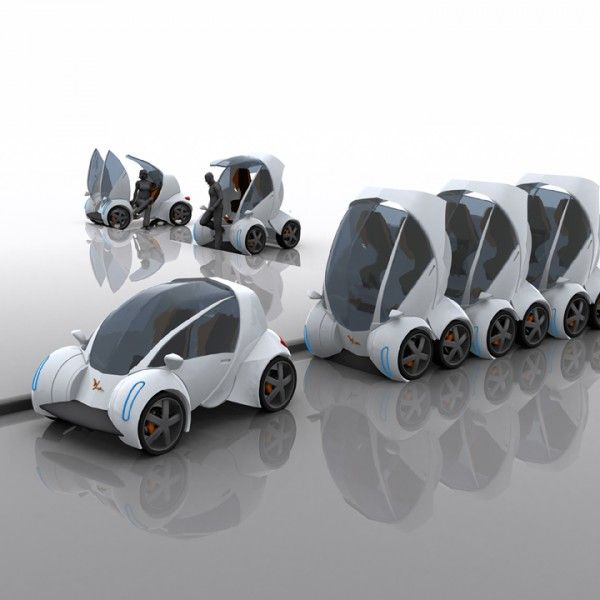 Image result for future car inside bed