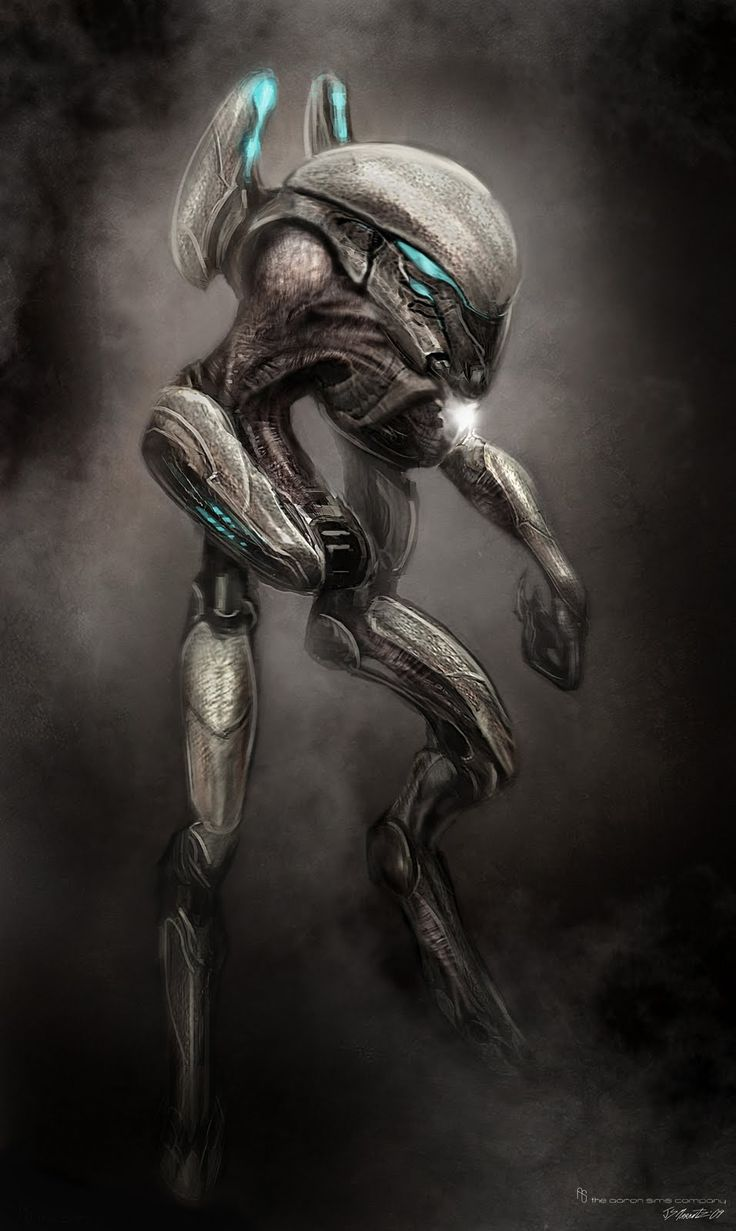 25 creative alien and extraterrestrial artworks and conceptual art 1dut.com (21)