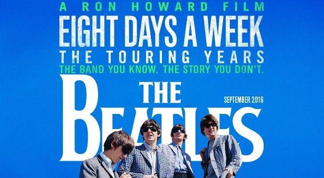 Eight days a week THE BEATLES por Ron Howard http://www.woodyjagger.com/2016/09/8-dias-semana-beatles-ron-howard.html
