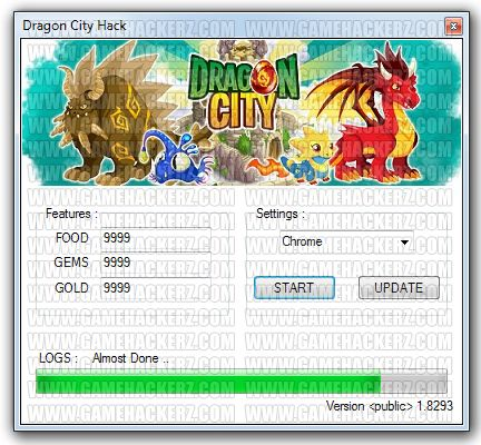 Free dragon city hack and cheats guide tutorial tips and tricks for facebook games unlimited food gems gold and legendary dragon hack