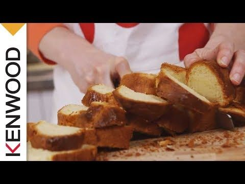 Brioche Recipe | Demonstrated with Kenwood Chef Titanium - YouTube