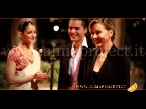 ALMA PROJECT - Bollywood dancers show (demo) - YouTube