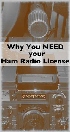 I've heard all the excuses from people who think they don't need to get their Ham Radio License. Now see why they are wrong! geekprepper.org