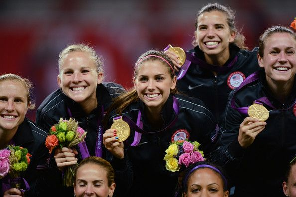 Alex Morgan Photo - Olympics Day 13 - Women's Football Final - Match 26 - USA v Japan