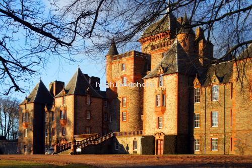 Thirlestane Castle , Scotland  Maitland --- Lauderdale Clans  {my clan}