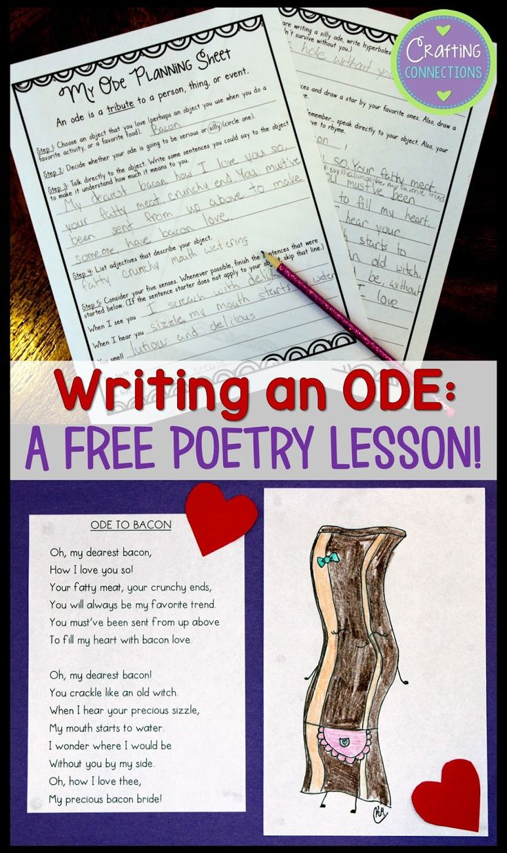 Creative writing help examples for grade 2