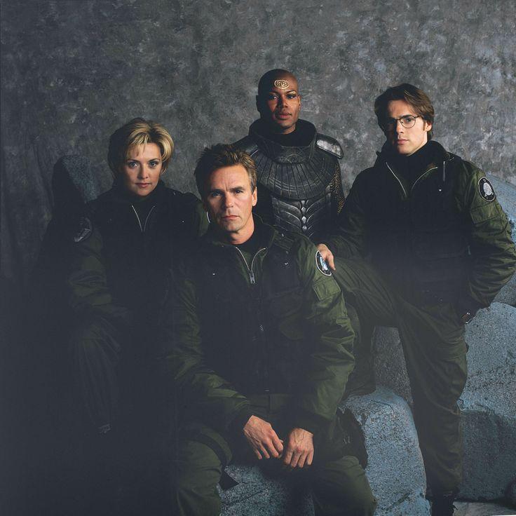 Stargate SG1 - Season 2 Promo