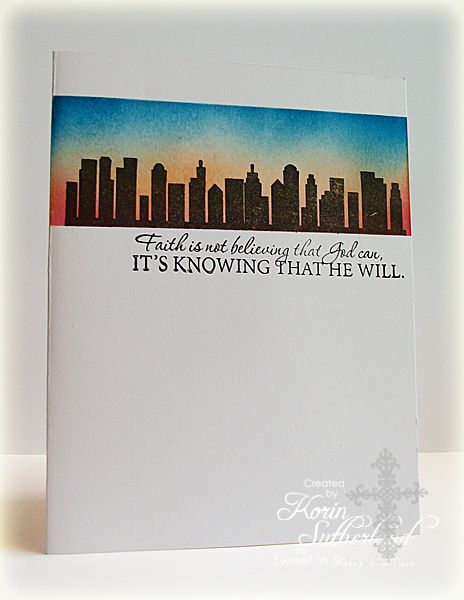 He Will WT451 by SweetnSassyStamps - Cards and Paper Crafts at Splitcoaststampers
