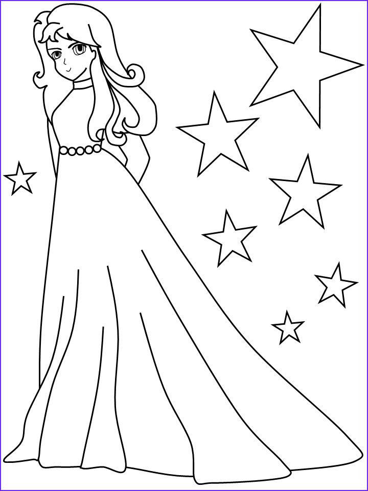 8 Elegant Coloring Sheets For Girls Images Coloring Pages For Girls Unicorn Coloring Pages Coloring Pages